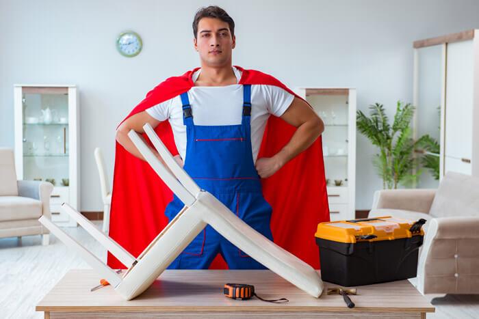 تعمیرات مبل در منزل