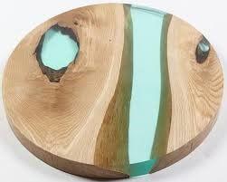 چوب رزین