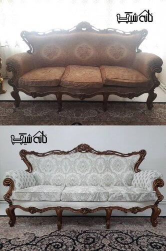 تعمیر مبل تهرانپارس